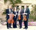 The MS Flute & String Quartet in South Wales