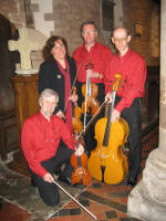 The MS String Quartet