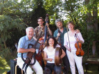 The Ringerike Ceilidh / Barn Dance Band