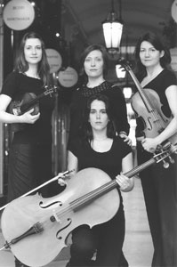 The AM String Quartet