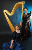 The BF Harp & Cello Duo