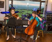 The CE String Duo in England