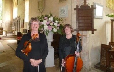 The CE String Duo