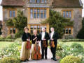 The DV String Quartet in England