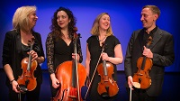 The HE String Quartet in Buckinghamshire