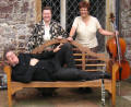 The TR Trio  - clarinet, cello & piano in the South West