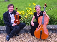 The CE Flute/Violin & Cello Duo in Derbyshire