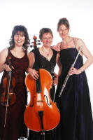 The CE Flute, Violin & Cello Trio