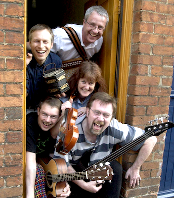 The CS Barn Dance / Ceilidh Band in Warwickshire