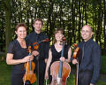 The LN String Quartet in Chester, Cheshire