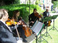 The MV String Quartet in Derbyshire