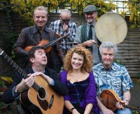 The BK Ceilidh /Barn Dance Band in Hampshire