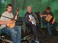 The BR Ceilidh Band in Cheshire