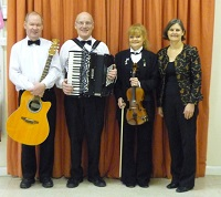 The IS Scottish Ceilidh Band in Buckinghamshire