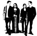 The LS Saxophone Quartet in Winchester, Hampshire