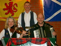 The CR Scottish Ceilidh Band in Norfolk