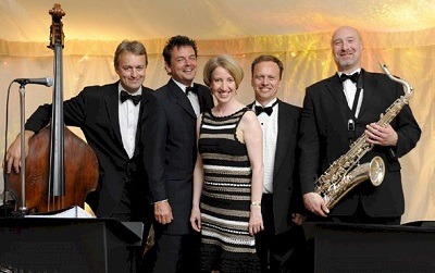 The SW Jazz Quintet in the East of England