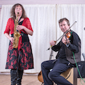 The DF Ceilidh Duo in Berwickshire