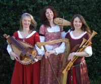 The FL Medieval music group
