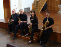 The SL Saxophone Quartet
