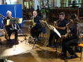 The SL Saxophone Quartet in Buckinghamshire