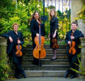 The BD String Quartet in Suffolk