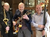 The RS Jazz Trio in Mid Wales