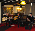 The BM Gypsy Jazz Trio in Cambridgeshire
