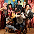 The LCS American Cowboy Ceilidh Band in Cumbria