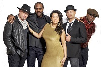 The SF Soul/Funk/Pop Band in Cambridgeshire