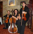 The AD String Quartet in Lincolnshire