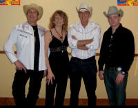 The BL American Wild West Dance Band