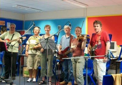 The NU Ceilidh Band