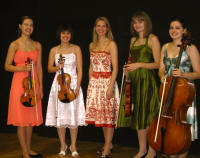 The ON String Quartet & Singer