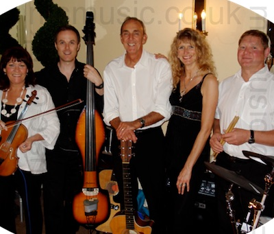 The SW Ceilidh / Barn Dance Band in Devon