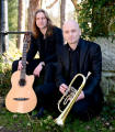 The TF Jazz Duo in Somerset