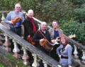 The BS English Barn Dance Band in Wiltshire