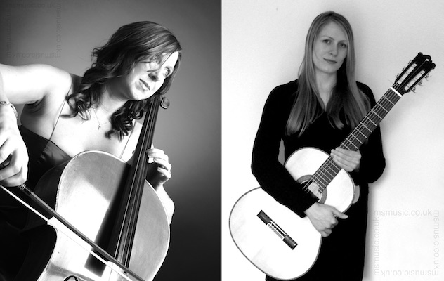 The PS String Duo in Derbyshire