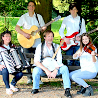 The SR Barn Dance /Ceilidh Band in the Yorkshire Dales, Yorkshire and the Humber