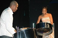 SPA Steelband Duo  in Surrey
