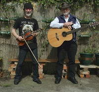 The SH Irish Music Duo in Shropshire