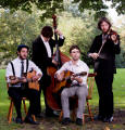 The MH Gypsy Jazz Quartet in Yorkshire