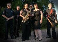 The CL Party Band in Gloucestershire