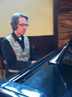GT Jazz Pianist in Central Wales