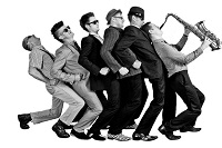 The SB Ska & 60s tribute band in Herefordshire