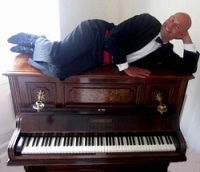 Pete - Jazz piano in Rutland, the East Midlands
