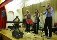 The FE Ceilidh / Barn Dance Band in Berwickshire