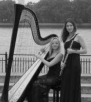 The FT Flute & Harp Duo  in Hertfordshire