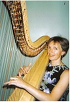 Rowena - Harpist in Huntingdonshire