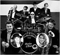 The CF Rhythm & Blues Band in the South West